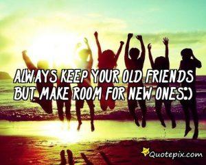 new friendship