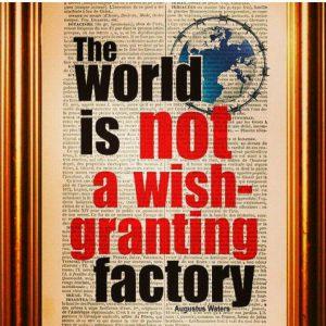wish granting factory