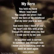 dad papa hero