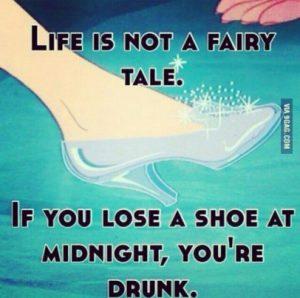 fairy tale shoe