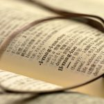 So why study etymology?