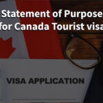 How to Write an SOP for a Canada Tourist Visa?