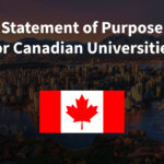How to Write SOP for Canadian Universities