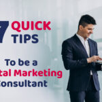 7 Steps to become a Digital Marketing Consultant