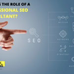 What is the role of a professional SEO consultant?