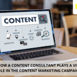 How a Content Consultant Plays a Vital Role in the Content Marketing Campaigns?