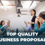 How to write a top quality business proposal!